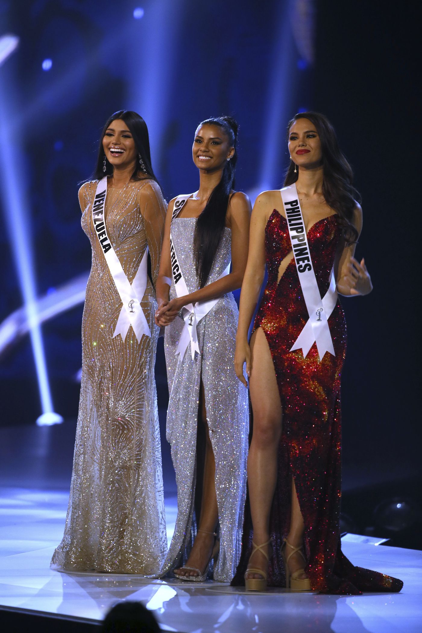 Miss Venezuela Is 2nd Runner Up