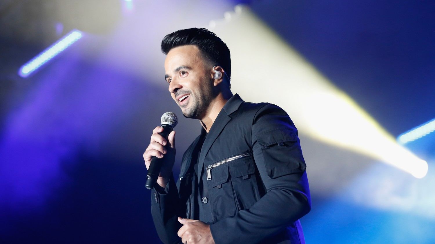 Luis Fonsi On La Voz & New Album