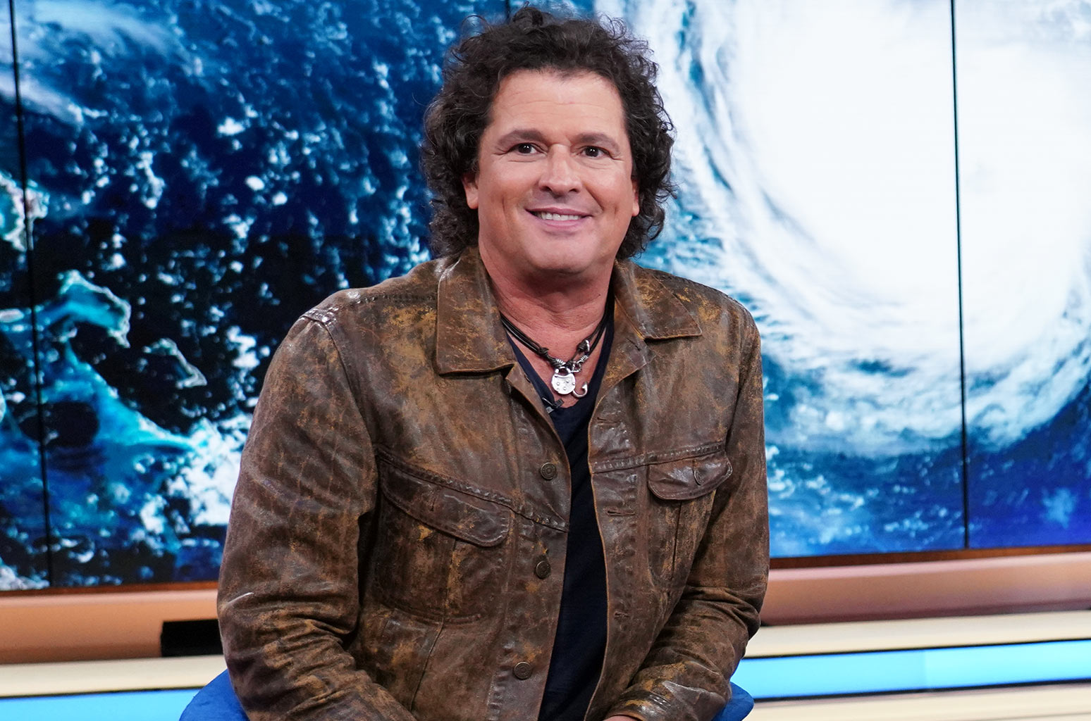 Carlos Vives Helps With Colombian Railway Museum