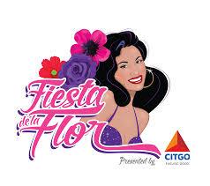 Selena Quintanilla Fiesta De La Flor Festival