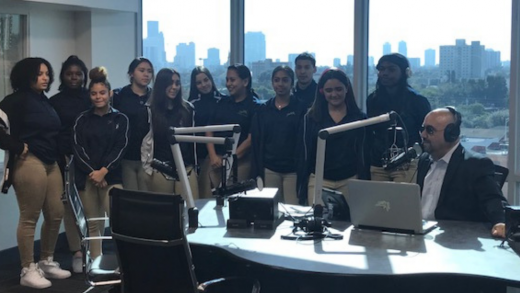 SLAM! Gives Rise To First Ever Student-Run Radio Station