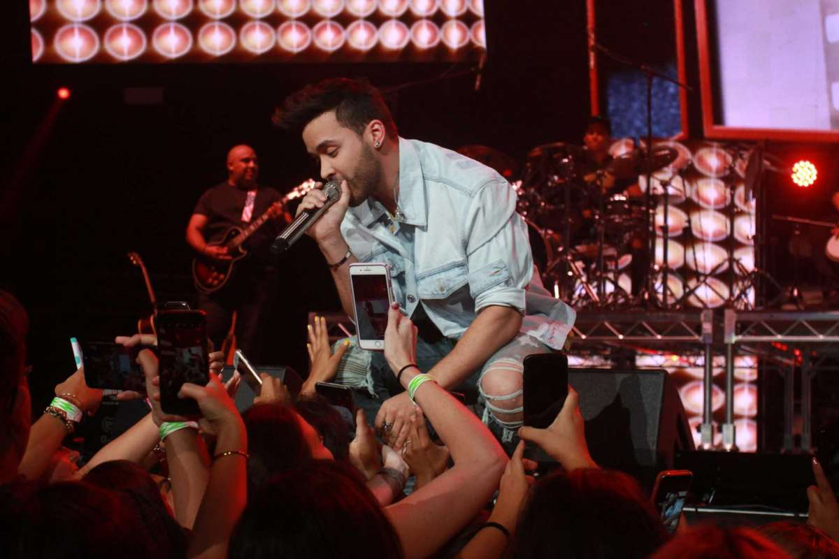 Prince Royce At RodeoHouston