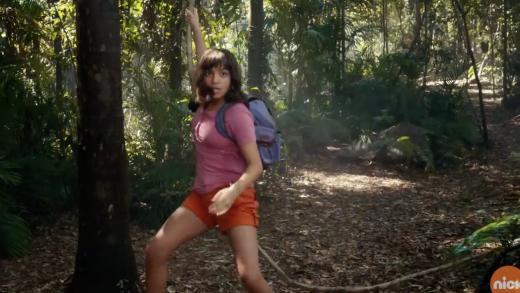 Dora The Explorer's Upcoming Movie