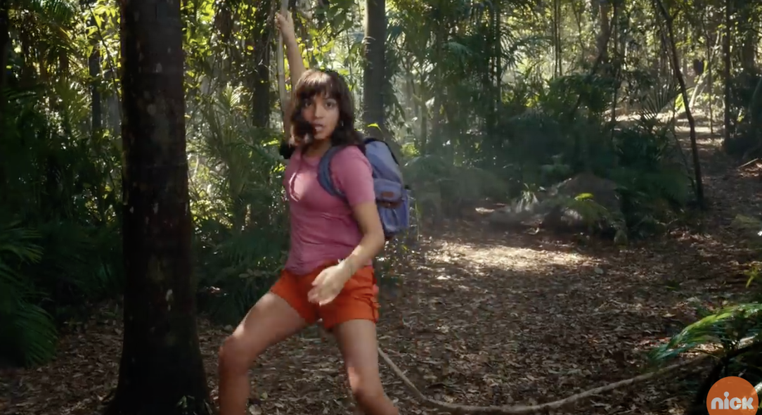 Dora The Explorer's Upcoming Movie