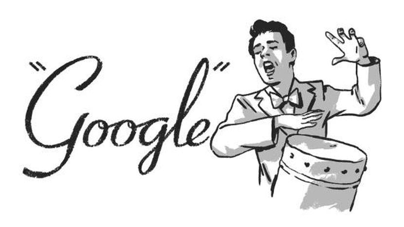 Desi Arnaz Google Drawing