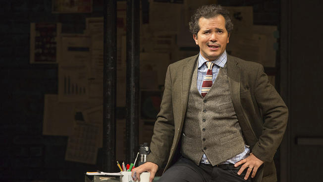 John Leguizamo On Tour