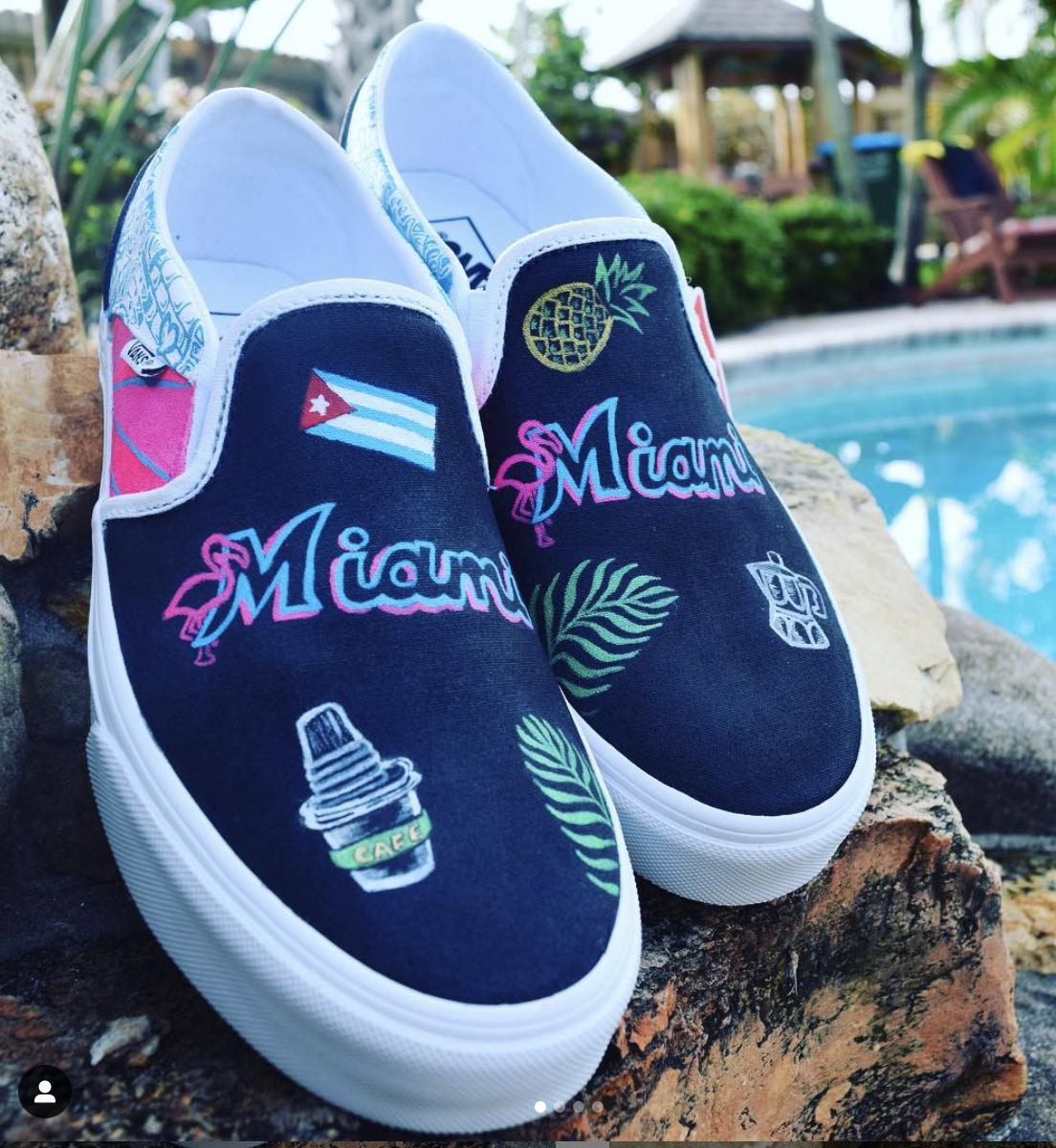 Miami-Based Vans