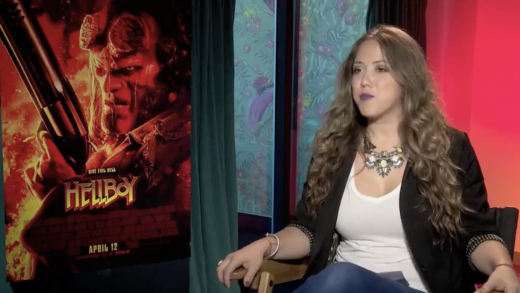 """Hellboy"" Interview With David Harbour"