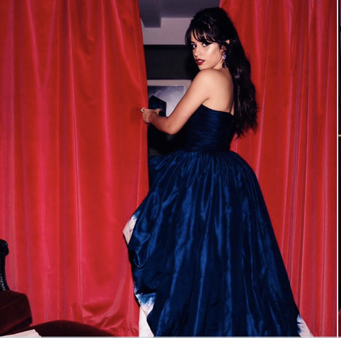 Camila Cabello: The New Cinderella