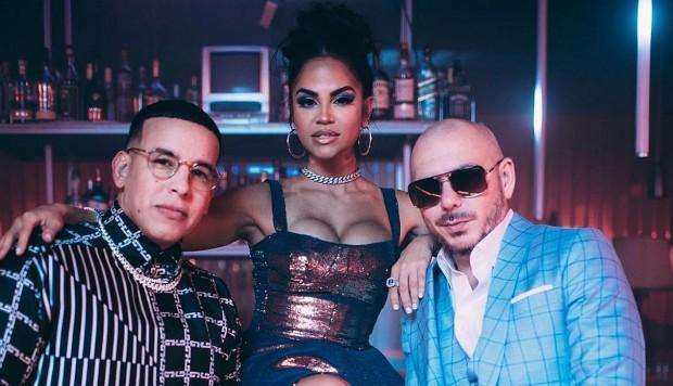 Pitbull, Daddy Yankee, & Natti Natasha