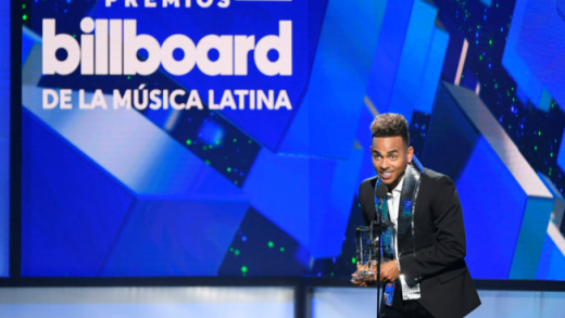 Ozuna: Billboard Mega-Winner of the Night