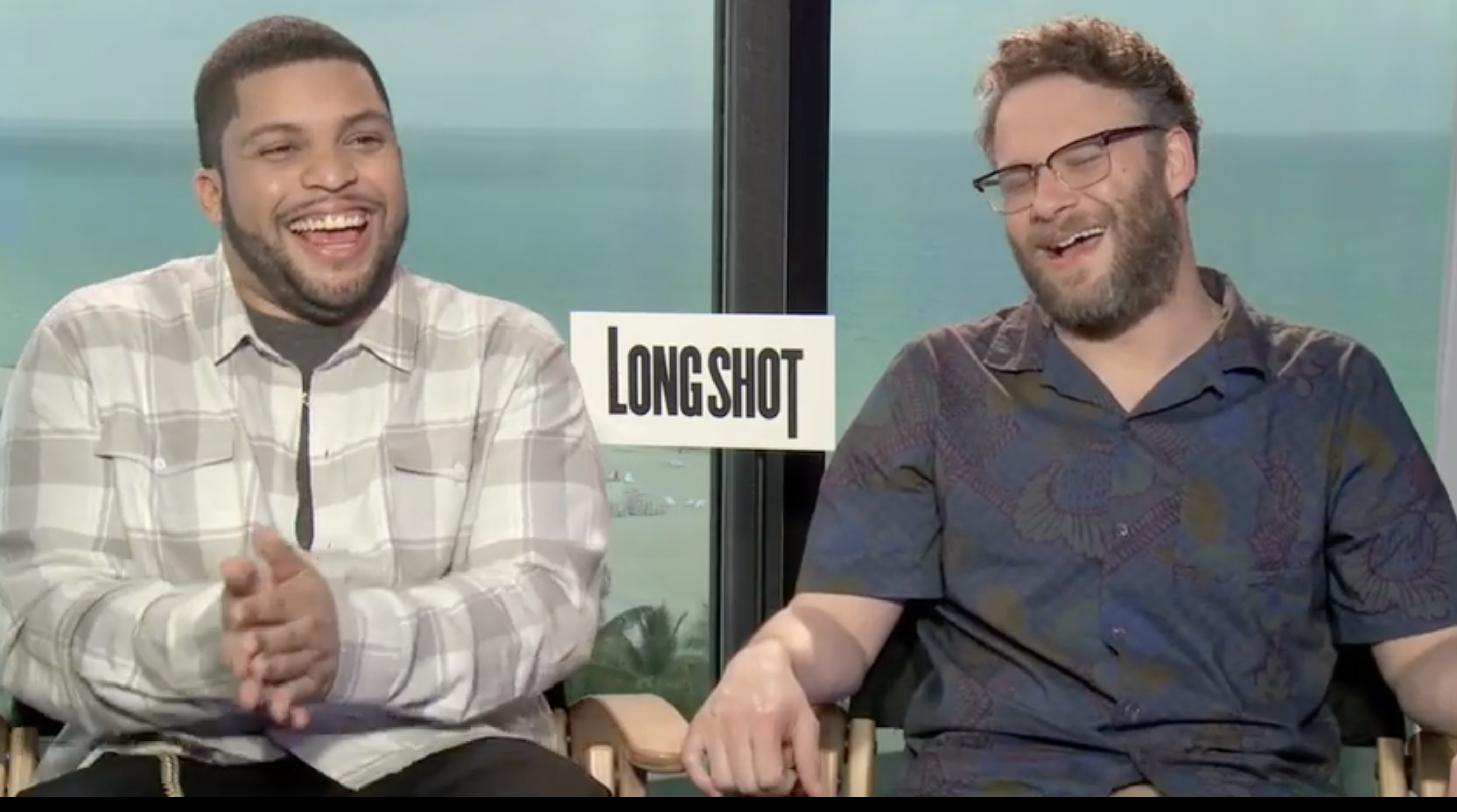 Seth Rogen & O'Shea Jackson Jr Interview