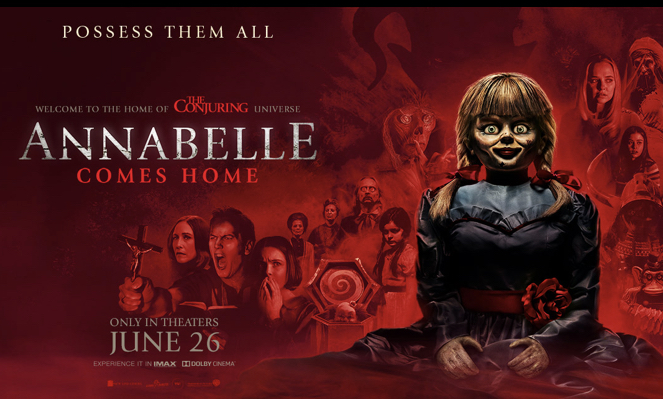 Annabelle Cones Home