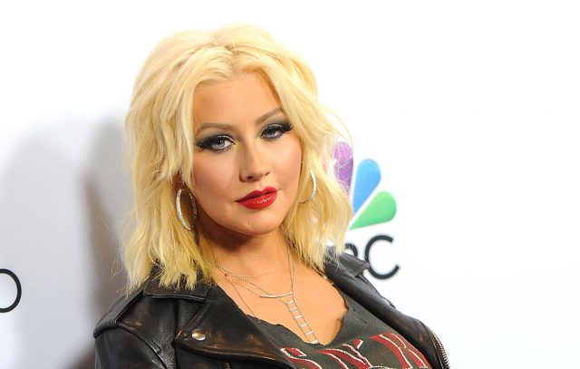 Christina Aguilera's New Latin Album