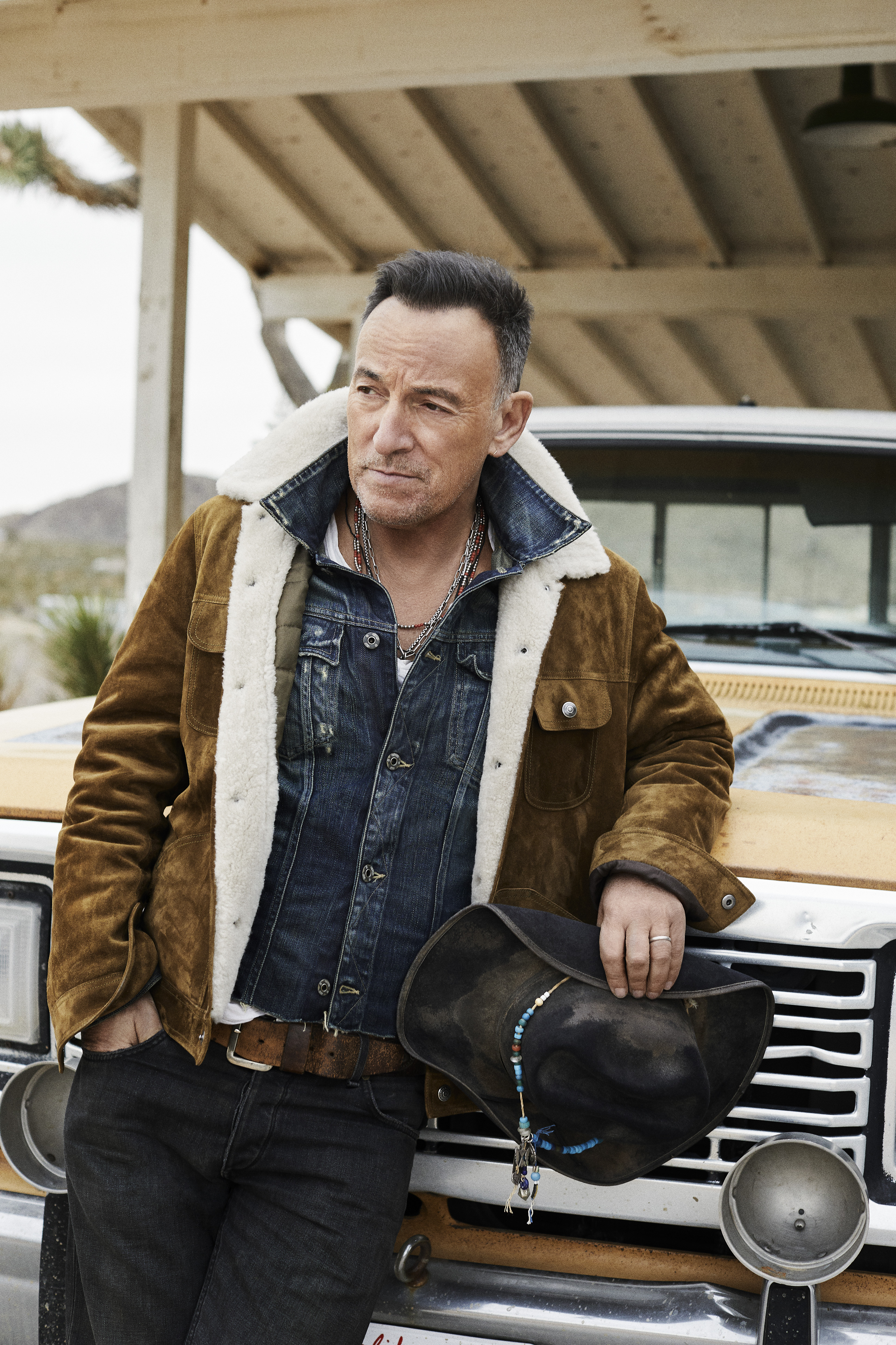 Springsteen's Western Stars Shine