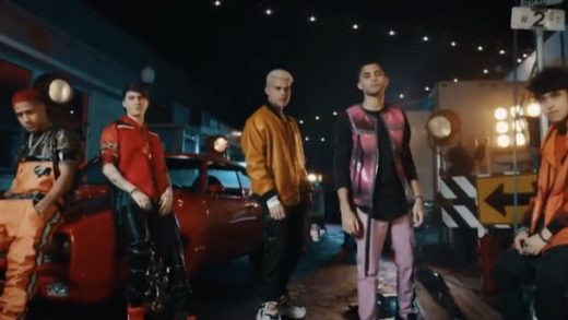 CNCO: Crossover Takeover