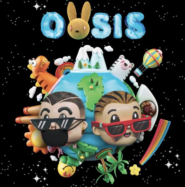 Bad Bunny & J Balvin: OASIS