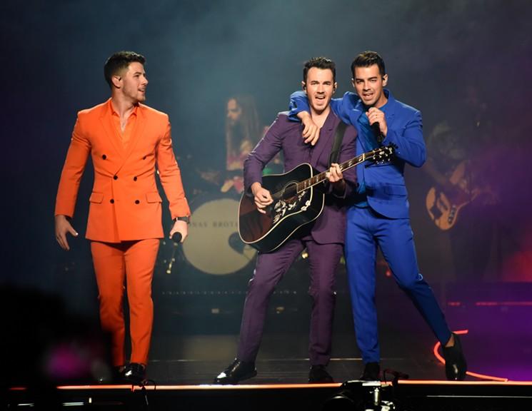 Jonas Brothers Miami Recap