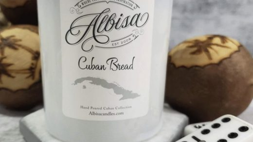 Cuban Bread Scented Candles!