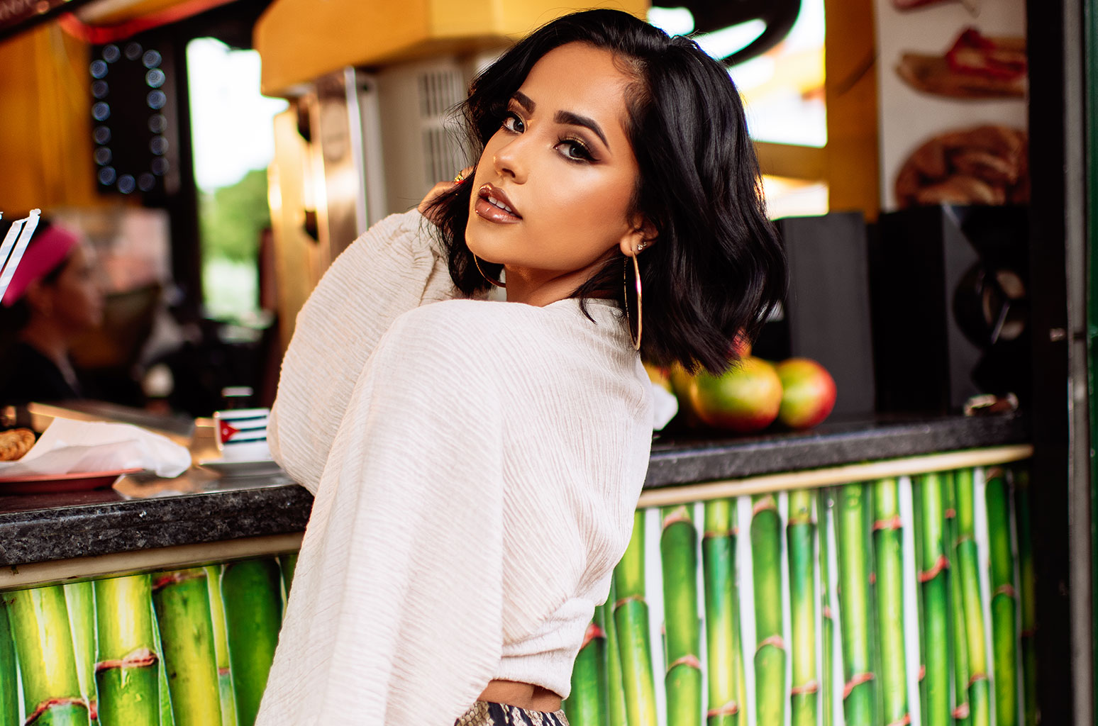 Becky G To Receive Special Honor In 2019 Latin AMA's