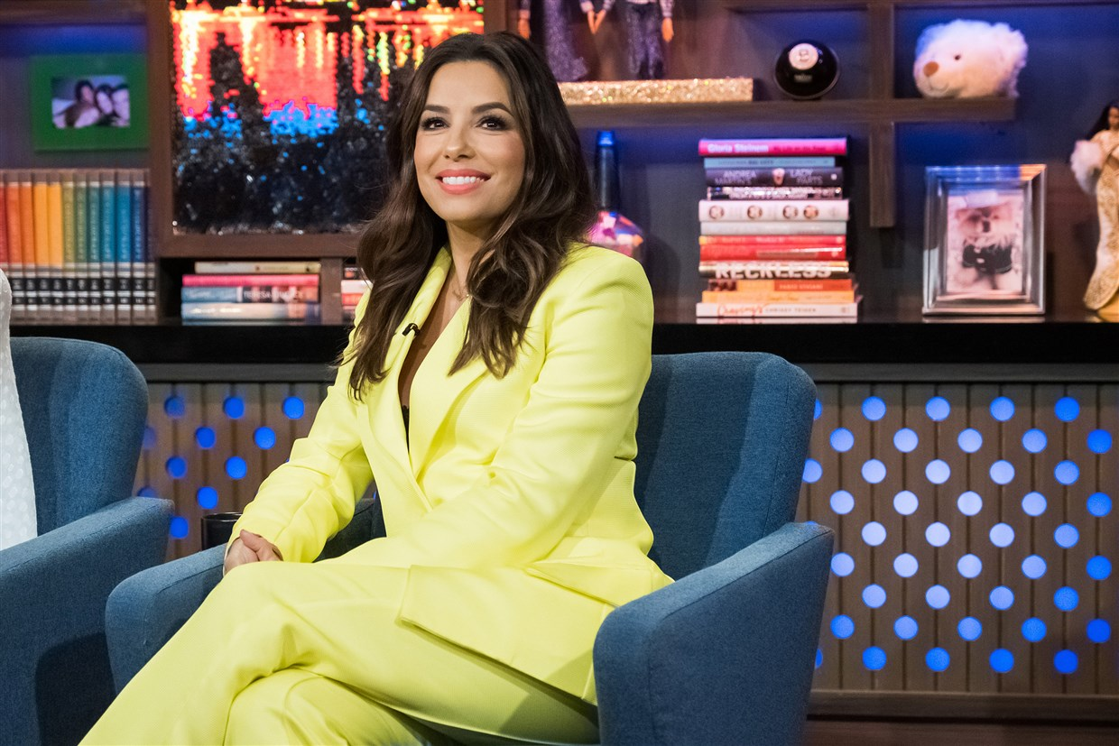 "Eva Longoria Set To Produce ""Flamin' Hot Cheetos"""