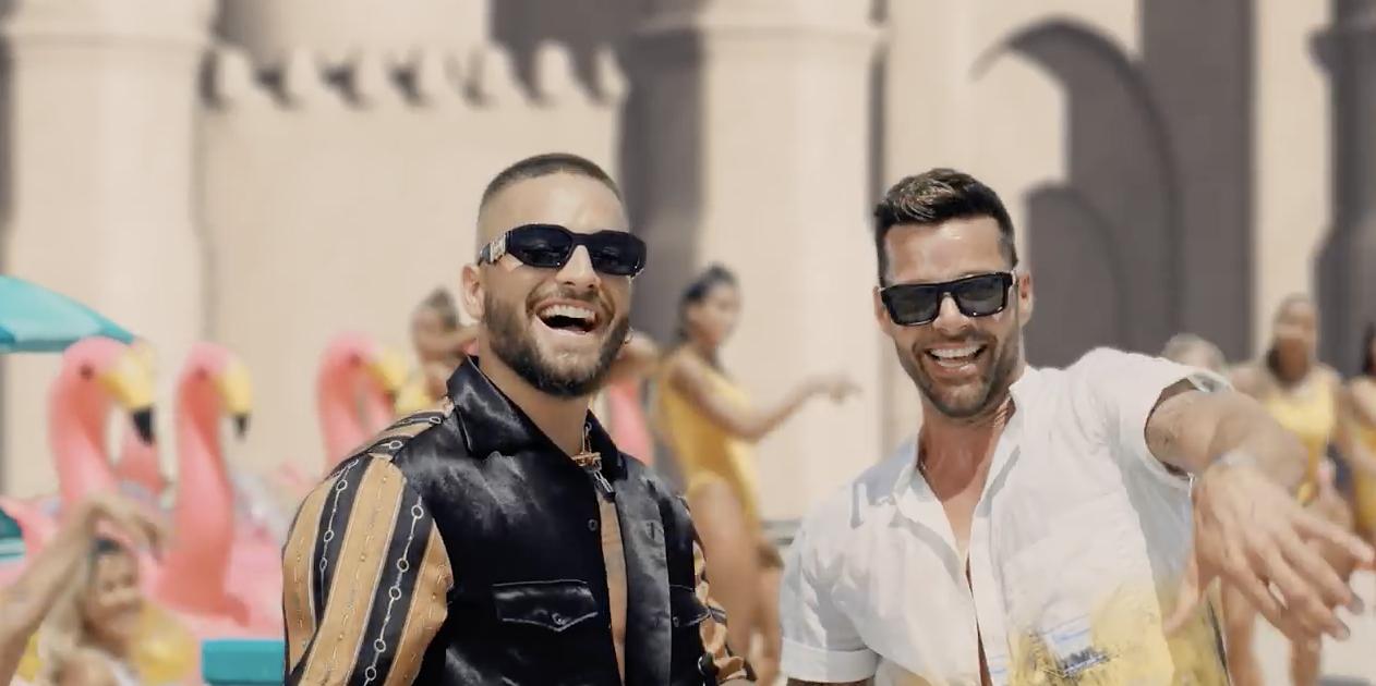 Maluma & Ricky Martin Are BACK!