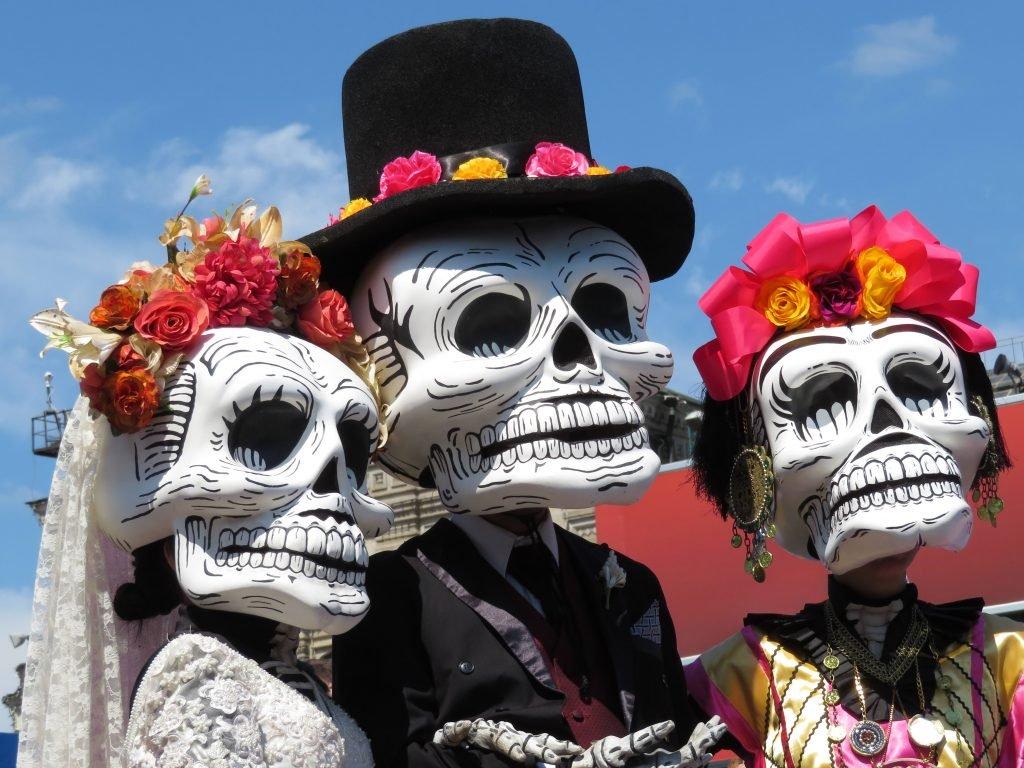 Día De Muertos Theme Park
