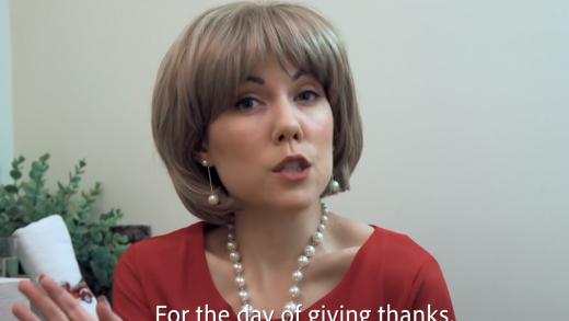 Happy Thanksgiving Con Jenny Lorenzo