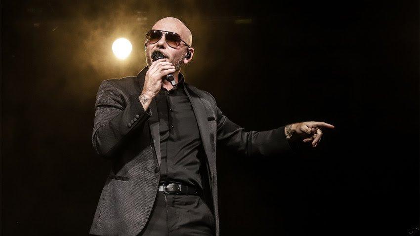 Pitbull NYE Concert