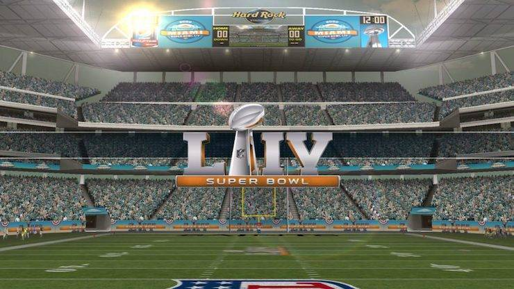 Super Bowl Week-Long Miami Party
