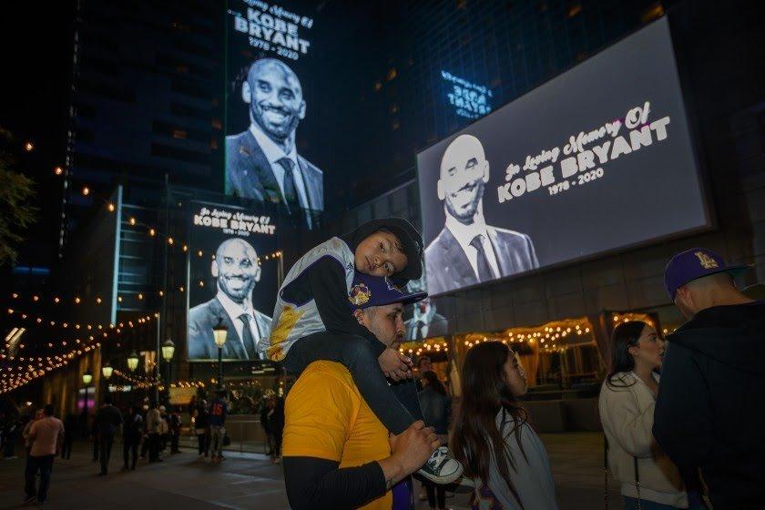 Latino Love for Kobe Bryant