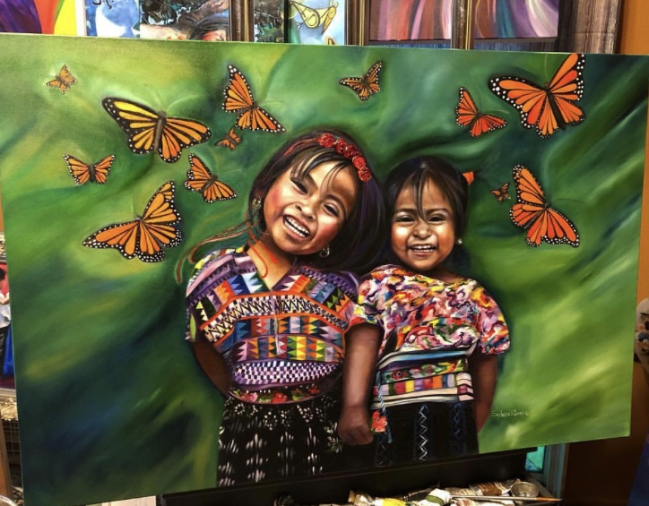 Beautiful Hispanic Art Pieces