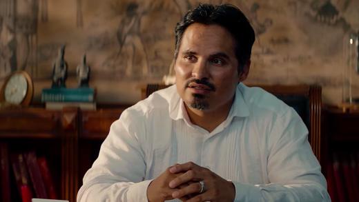 Michael Peña Stars In Fantasy Island