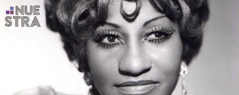 Celia Cruz — The Legend