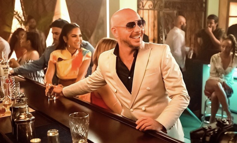Pitbull Hosts Premio Lo Nuestro Tomorrow!