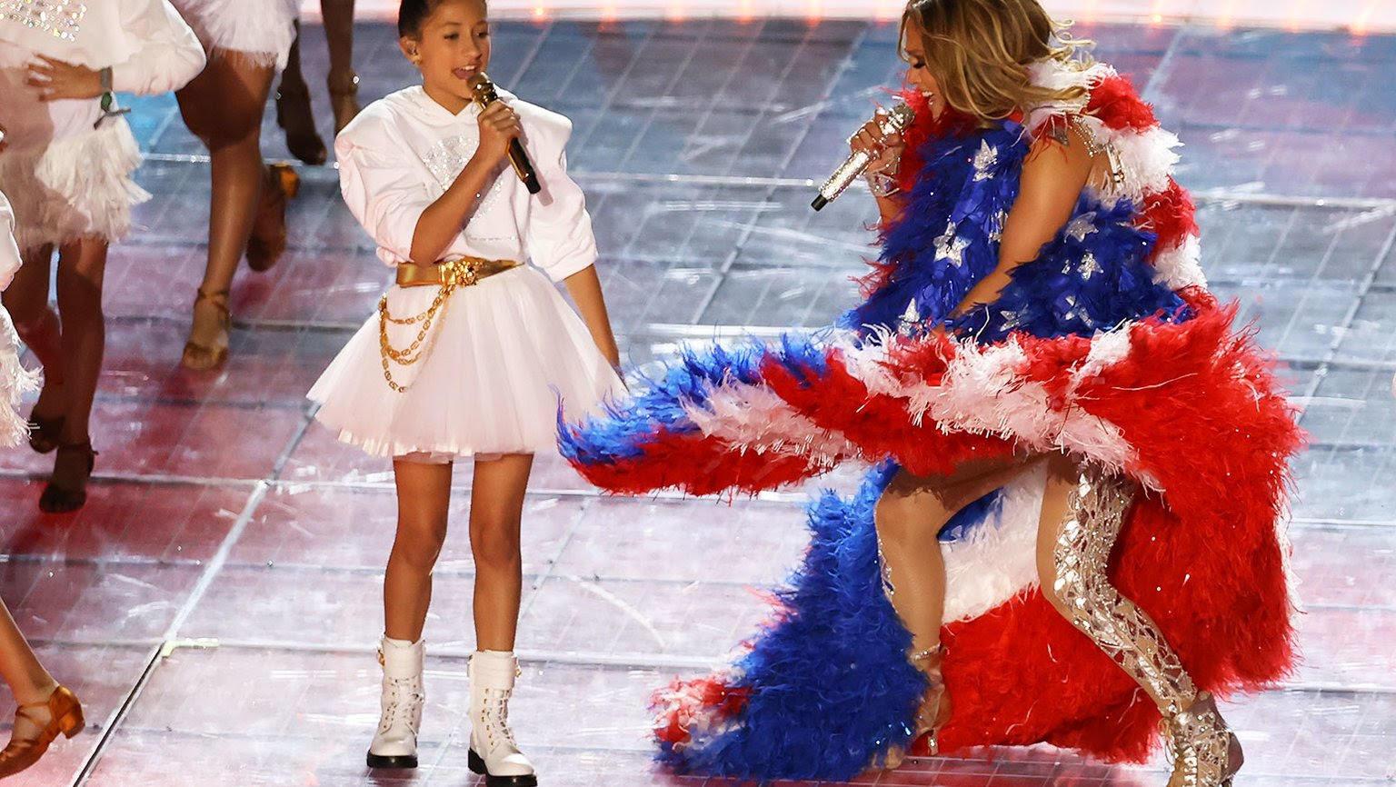 JLo & Shakira Headlined Super Bowl Half-Time Show