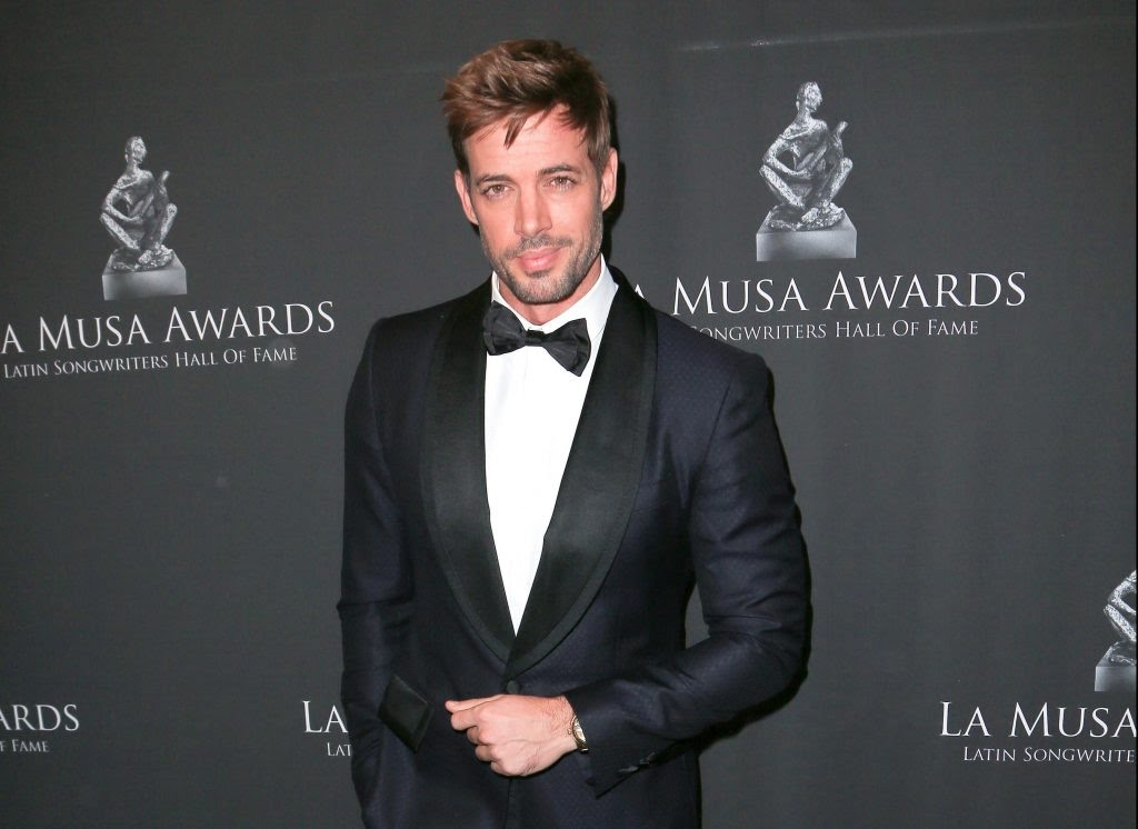 William Levy Returns!