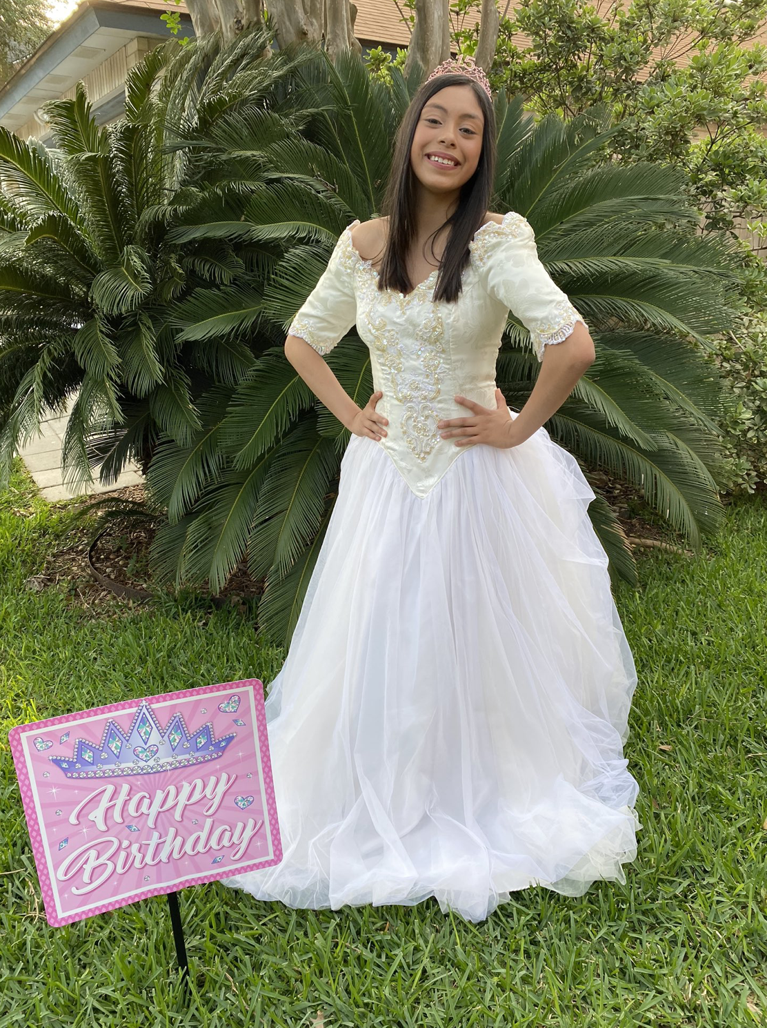 Quarantined Quinceñera Creativity