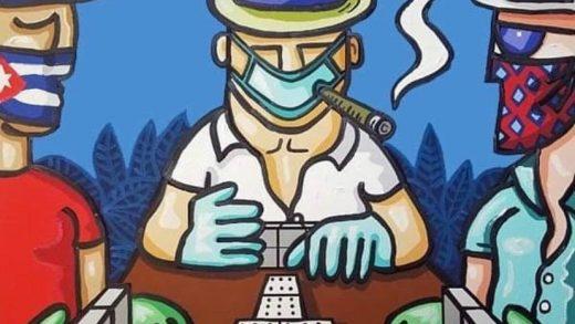 Tony Mendoza Quarantine Art