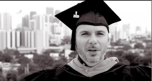 Pitbull's Message to Graduates