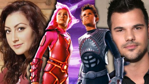 Sharkboy & Lavagirl Return
