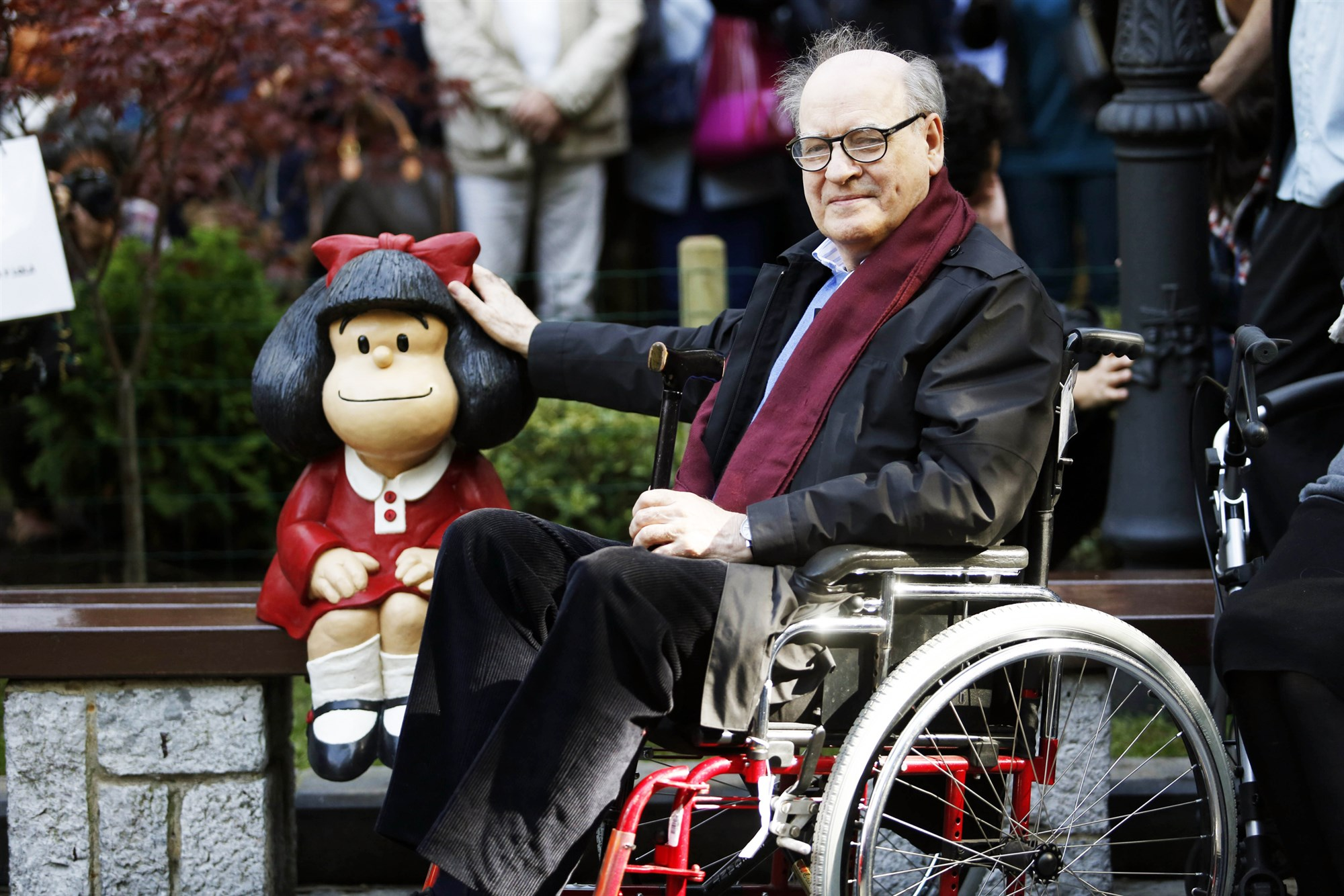 Mafalda Creator Passes Away