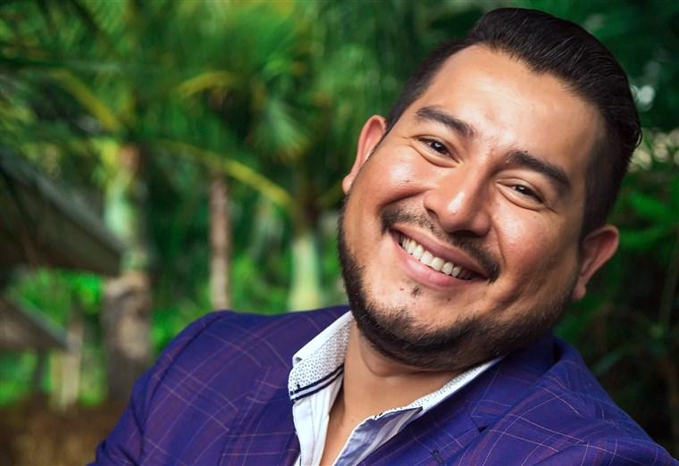 Opera Singer Mario Arevalo's Success