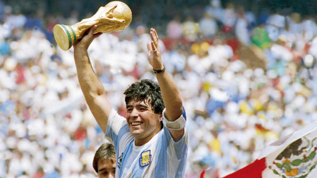 Legacy of Diego Maradona