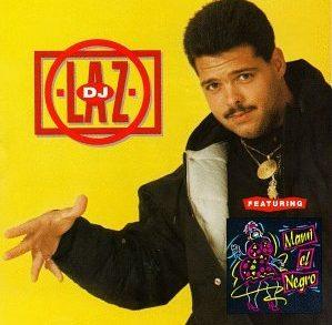 DJ Laz Is Back