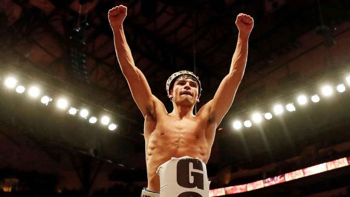 Boxer Ryan Garcia — The Next Big Thing