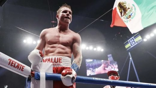 Another Victory for Canelo