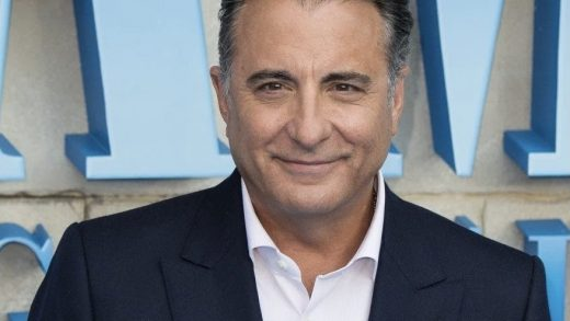 Andy Garcia's New Role