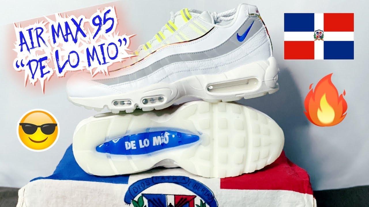 De Lo Mio Sneaker xx Dominican Ode