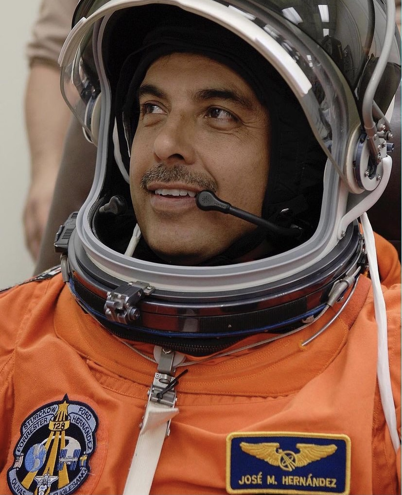 Asteroid Named Jose Hernandez